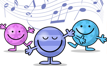 Dance or Music & Movement - MR MEN NURSERIES - WEB